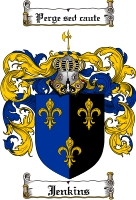Jenkins Coat of Arms
