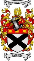 Johnston Family Crest