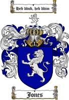 Jones Coat of Arms