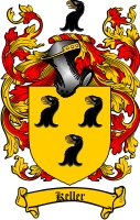 Keller Coat of Arms