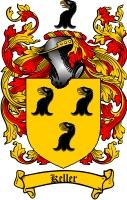 Keller Coat of Arms