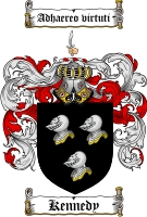 Kennedy Coat of Arms