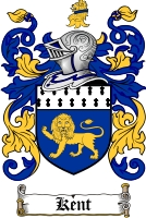 Kent Coat of Arms