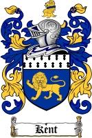 Kent Coat of Arms