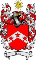Kerr Code of Arms