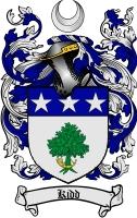 Kidd Coat of Arms
