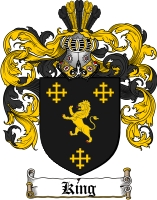 King Coat of Arms