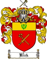 Kirk Coat of Arms