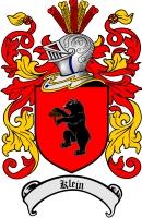 Klein Family Crest