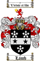 Lamb Coat of Arms