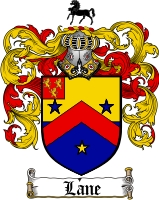 Lane Coat of Arms