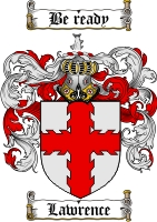 Lawrence Family Crest