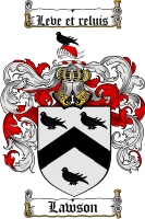 Lawson Family Crest