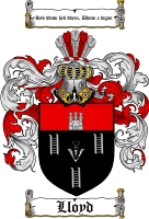 Lloyd Family Crest