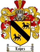 Lopez Family Crest