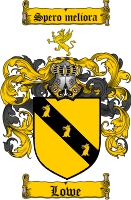 Lowe Family Crest
