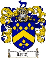 Lynch Coat of Arms