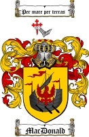 Macdonald Coat of Arms