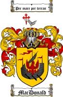 Macdonald Coat of Arms