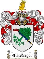 Macgregor Family Crest