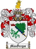 Macgregor Coat of Arms