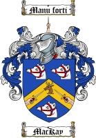 Mackay Family Crest