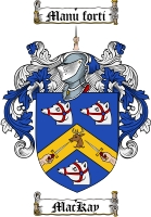 Mackay Coat of Arms