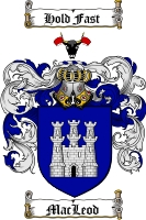 Macleod Coat of Arms