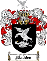 Madden Coat of Arms