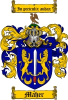 Maher Code of Arms