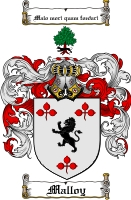 Malloy Coat of Arms