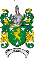 Malone Coat of Arms