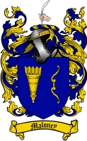 Maloney Coat of Arms
