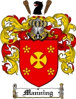 Manning Family Crest