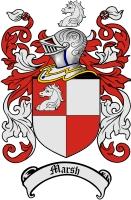 Marsh Family Crest