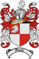 Marsh Coat of Arms