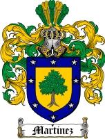 Martinez Coat of Arms