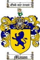 Mason Coat of Arms