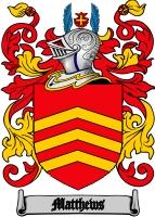 Matthews Family Crest