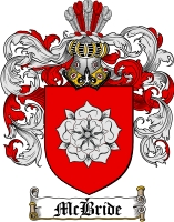 Mcbride Coat of Arms