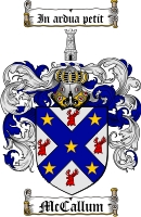 Mccallum Family Crest