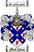 Mccallum Coat of Arms