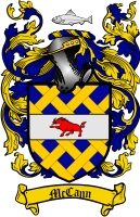 Mccann Coat of Arms