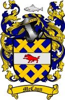 Mccann Coat of Arms