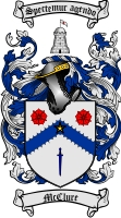 Mcclure Family Crest