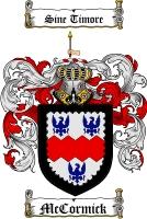 Mccormick Coat of Arms
