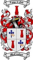 Mccracken Coat of Arms