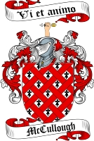 Mccullough Family Crest