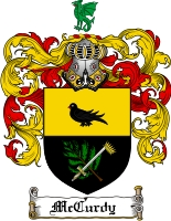Mccurdy Family Crest