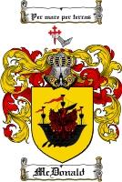 Mcdonald Coat of Arms